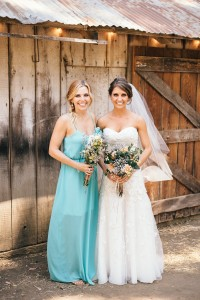 Bride Bridesmaid Wedding Kristen San Luis Obispo